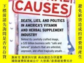 二手書博民逛書店Natural罕見Causes-自然原因Y436638 Dan Hurley Broadway, 2006 I
