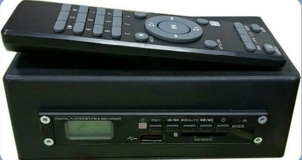 mp3錄放音機 MP3錄音座 卡拉ok歌聲錄音-MP3錄音座.合成器 .廣播喇叭..錄音機(定製品)