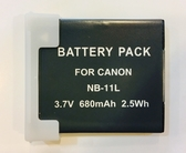 【】ROWA 樂華 NB-11L 電池 保固一年 = for Canon NB-11LH