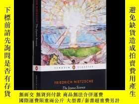 二手書博民逛書店尼采:快樂的知識罕見英文原版 閱讀 The Joyous Science NietzscheY335736 F