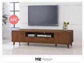 【MK億騰傢俱】ES387-04北歐6尺電視櫃