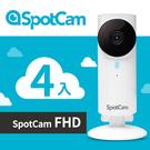 4 入組 SpotCam FHD 108...