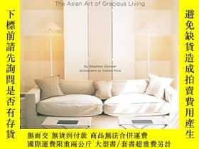 二手書博民逛書店Feng罕見Shui Style: The Asian Art of Gracious LivingY4499