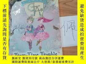 二手書博民逛書店Term-time罕見troubleY246207