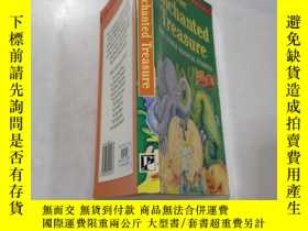 二手書博民逛書店the罕見enchanted treasure :魔法寶藏Y212829