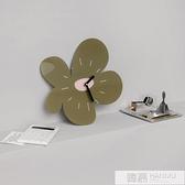 歐式客廳掛鐘個性創意家用北歐時鐘掛錶臥室鐘錶 夏季新品 YTL