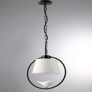 HONEY COMB  優美布罩單吊燈TA4012D