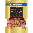 *King WANG*日本Doggyman【犬用金牌綠黃色野菜雞肉條150g】含關節皮膚健康的膠原蛋白 長短可選//補