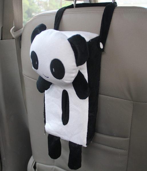 汽車紙巾套掛式卡通椅背 紙巾抽 紙巾盒車用 車載可愛 收納盒 汽車用品 嬰兒床