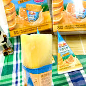 Dole 橘子果汁冰棒 一盒8支/496ml) D55
