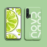 華為nova6手機殼nova6se保護套5G液態矽膠軟殼全包防摔網紅來圖訂製 麥琪精品屋