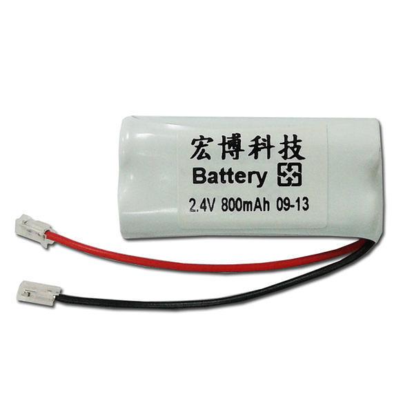 PRO-WATT P54 / Uniden / BT-904 / TF-BT09萬用接頭 無線電話專用 4號充電電池 2.4V 800mAh