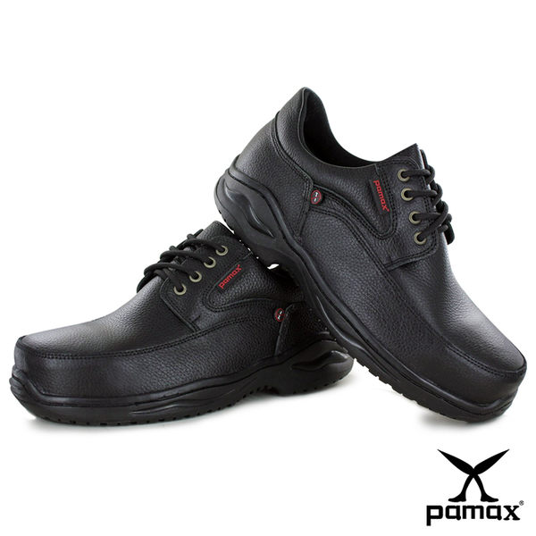 PAMAX 帕瑪斯 ★防穿刺安全鞋★皮革製高抓地力安全鞋★工地安全鞋※ PA139HP01男女