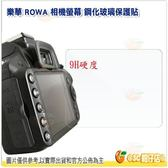 樂華 ROWA 相機螢幕 鋼化玻璃保護貼 9H 玻璃貼 SONY 保貼 RX100M6 RX10M4 A73 A9