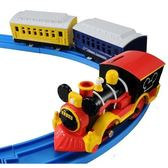 《 TAKARA TOMY 》Disney x PLARAIL 米奇夢幻蒸氣機關車 ╭★ JOYBUS玩具百貨