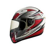 GP5 GP-5 720全罩 (隱藏式墨片) 安全帽 720#2《烈風 》白紅 (內有其他顏色)