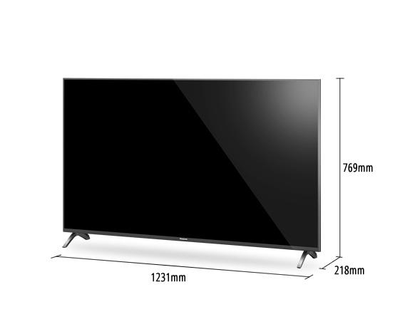 《Panasonic國際牌》台灣製 4K 55吋 LCD 智慧聯網液晶電視 TH-55GX800W *(不含安裝)