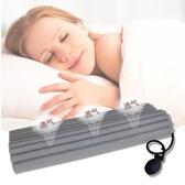 頸友頸椎枕頭頸椎專用枕透氣護頸充氣竹碳海棉枕慢回彈太空枕高低
