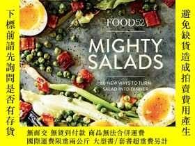 二手書博民逛書店Food52罕見Mighty SaladsY19139 Edit