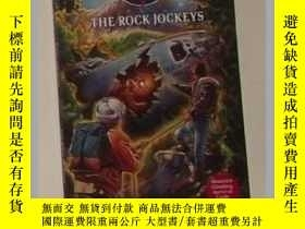 二手書博民逛書店《罕見The Rock Jockeys 》[Paperback]