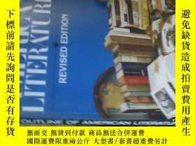 二手書博民逛書店OUTLINE罕見OF AMERICAN LITERATURE【