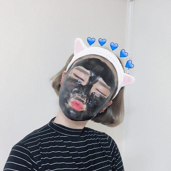 ✿ 梨花跑跑妞 ✿韓國 W.Lab 無刺玫瑰面膜 毛孔撕除式面膜
