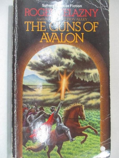 【書寶二手書T5/原文小說_LAY】The guns of Avalon.
