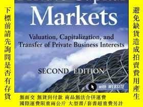 二手書博民逛書店Private罕見Capital Markets: Valuation, Capitalization, and