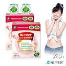 【即期品】burner倍熱  健字號食事纖纖粉30回輕纖組