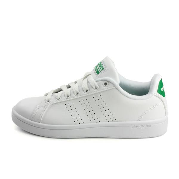 adidas CF ADVANTAGE CL 運動鞋 網球鞋 白色 男鞋 AW3914 no596