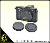 ES數位 PENTAX Q Nikon 1 V1 J1 J2 BF-N1000 專用 機身蓋 鏡頭蓋 機身鏡頭蓋