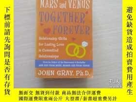 二手書博民逛書店Mars罕見and Venus Together Forever