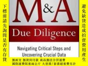 二手書博民逛書店The罕見Art Of M&a Due Diligence Se