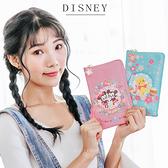 Disney迪士尼櫻花季L型手機包 萬用包 護照包