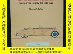 二手書博民逛書店PRESTIGE,STATUS罕見AND WORKS OF ART SELLING THE LUXURY CAR