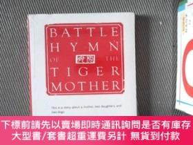 二手書博民逛書店BATTLE罕見HYMN OF THE TIGER MOTHERY239696 AmyChua Penguin