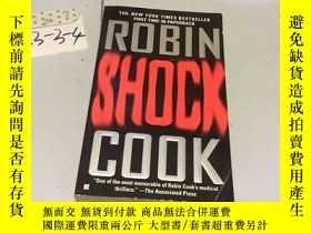二手書博民逛書店英文原版:ROBIN罕見SHOCK COOKY182979