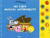 First Music Book:Musical Instruments 第一本音樂書:樂器篇