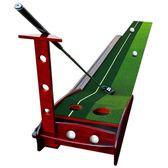高爾夫練習毯 室內高爾夫 高爾夫推桿練習器高爾夫練習毯推桿練習器不包括推杠  潮先生DF