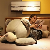 可愛熊毛絨玩具抱抱熊公仔超大睡覺抱枕布娃娃女孩玩偶大熊特大號 FX2364 【科炫3c】