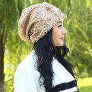 戶外女帽子春夏薄款女士頭巾帽套頭包頭光頭帽子化療蕾絲帽【中秋節】