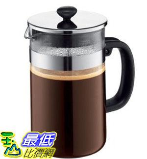 [美國直購 ShopUSA] Bodum Shin Bistro 51-Ounce Coffee Press $2140