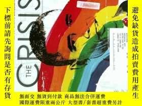 二手書博民逛書店THE罕見CRISIS MAGAZINE 2012年夏危機雜誌Y14610