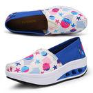 ★KEITH-WILL★(預購)  普普風亮麗色彩氣墊式健走鞋