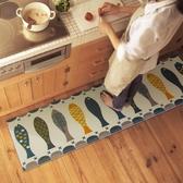 廚房地墊腳墊門墊進門門廳家用臥室墊子浴室防滑墊衛生間吸水地毯【免運】