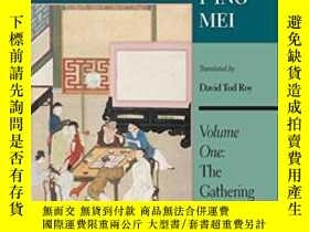 二手書博民逛書店罕見The Plum in the Golden Vase or