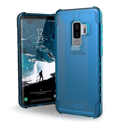 【美國代購】UAG專為三星Galaxy S9 Plus設計 軍用摔落測試手機殼 藍色