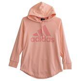 Adidas W SID OH HOODIE  連帽長袖上衣 CY0690 女 健身 透氣 運動 休閒 新款 流行