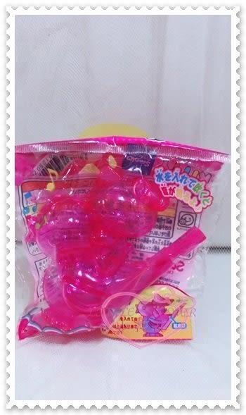 ♥小花花日本精品♥ Hello Kitty 40周年抱小熊站姿防塵塞耳機塞3.5mm耳機孔通用日本限定 00105507