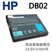 HP 4芯 DB02 日系電芯 電池 Pavilion ZV5000 ZV5013 ZV5014